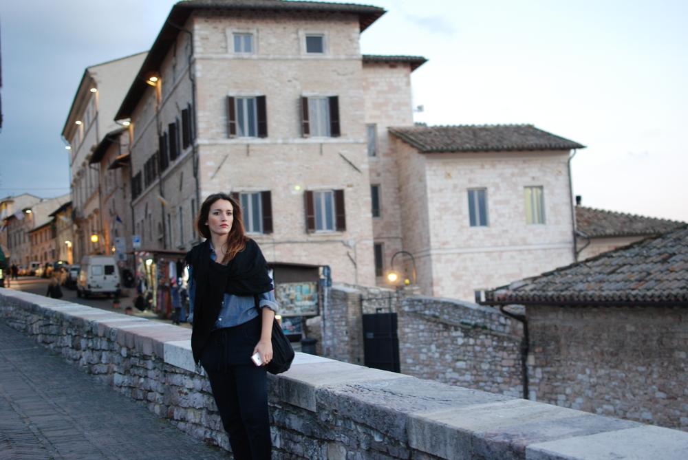 """Rafaella"" - Assisi, Italy"