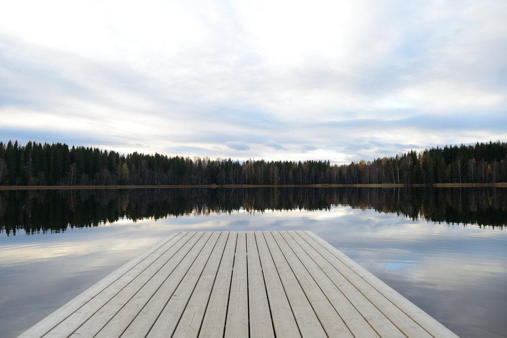 Nordbytjernet, Norway