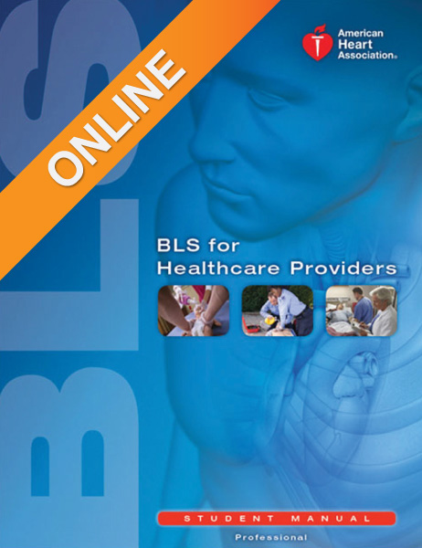 AHA ACLS certification, BLS for healthcare providers, Heartsaver CPR/AED