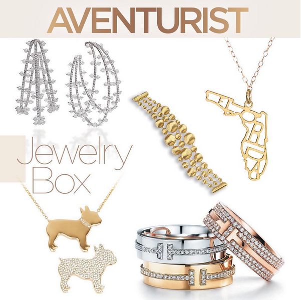 Adventura Magazine JEWELRY BOX  / PAGE 48