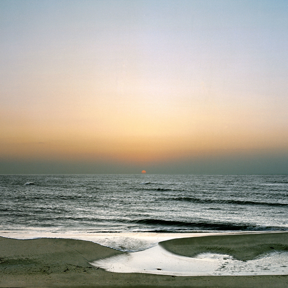 "Maceio Sunset,  30"" x 30"", 2008"