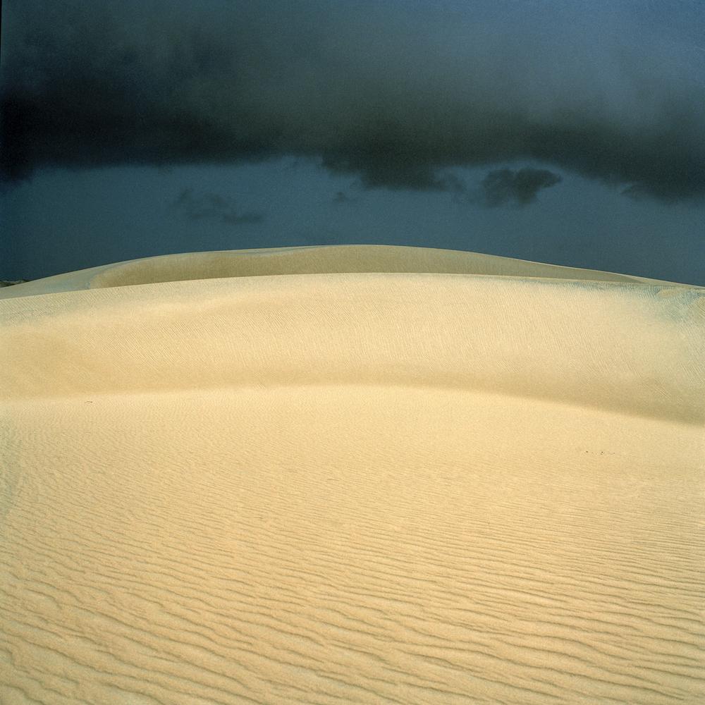 """Coming Rain II, 30"""" x 30"""", 2007"""