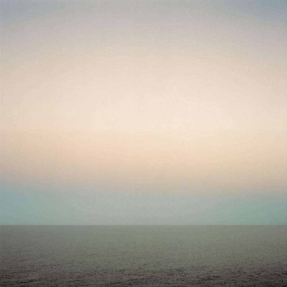 "Baja Dusk II, 30"" x 30"", 2007"