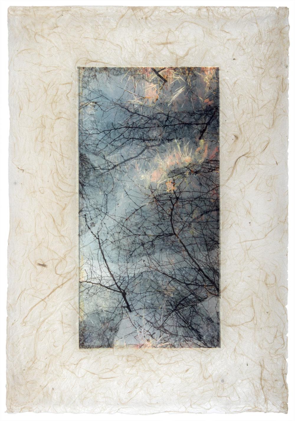 """Monet Reverie, 28"""" x 20"""", 2014"""