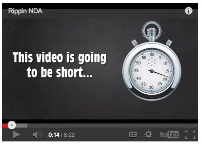 you realize we can easily see that this video is over 8 minutes right