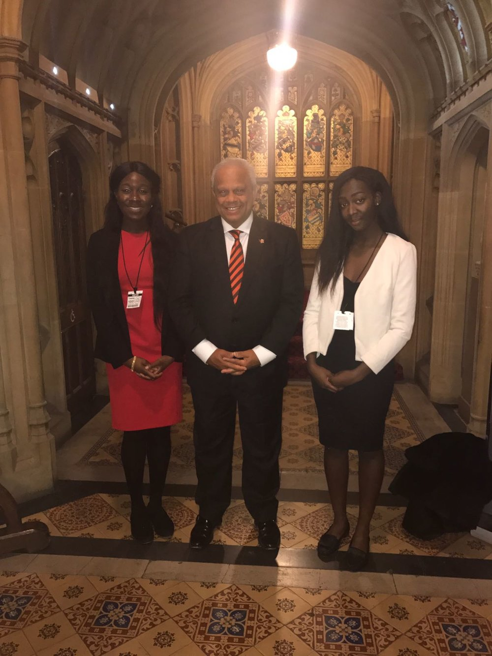 Dinner at The House of Lords - 10/01/16
