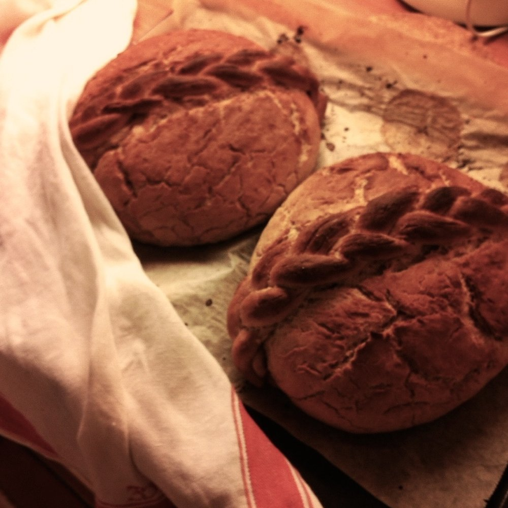 Swedish Christmas Bread