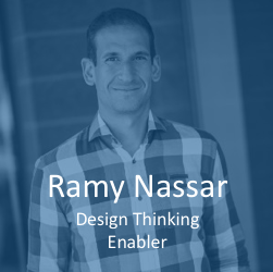 Ramy is a Waterloo-based engineer, designer and maker. Ramy helps bring Design Thinking methodologies to the innovation process, working directly with end-users to create unique and differentiated customer experiences.  Bringing together tools & practices from the worlds of Design Thinking and Human-Centered Design, Ramy ensures that delivered solutions meet end-user needs. Ramy has worked with companies ranging from 3-person FinTech startups to some of the world's most influential brands including Apple, Nike, RBC and Air Canada.