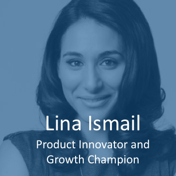 Lina has spent her career working with FinTech companies in Canada and Europe defining the vision and strategic direction through product innovation, marketing and cultural transformation. Lina has propelled the growth of the business and enabled the development of solutions that have transcended the status quo. She believes that by challenging boundaries and broadening perspectives, you are able to harness the full potential and talents of people, which in turn will help achieve the best possible solutions.  Innovation is about taking risks; putting your ideas out there, and testing potential successes and failures. To be truly innovative, it's about going beyond, and leveraging what others don't yet see, or understand.