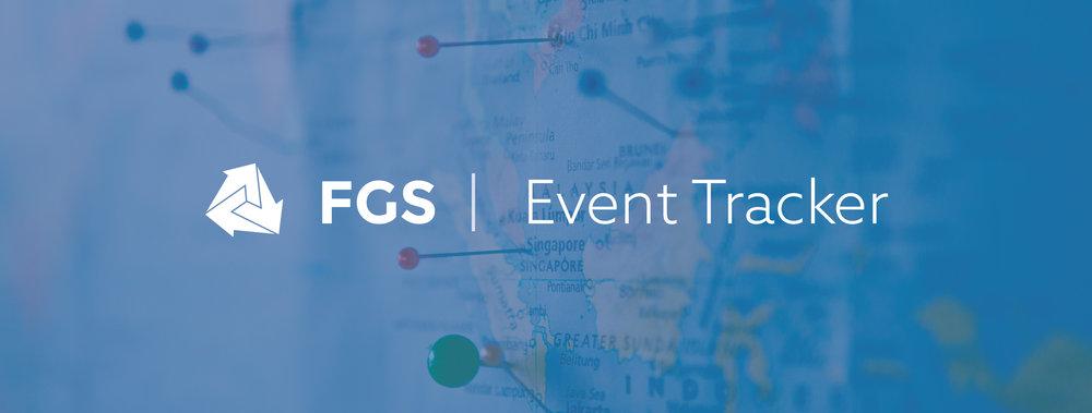 FGS - Event Tracker