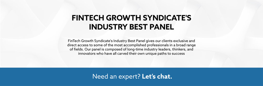 Fintech Growth Syndicate's Industry Best Panel