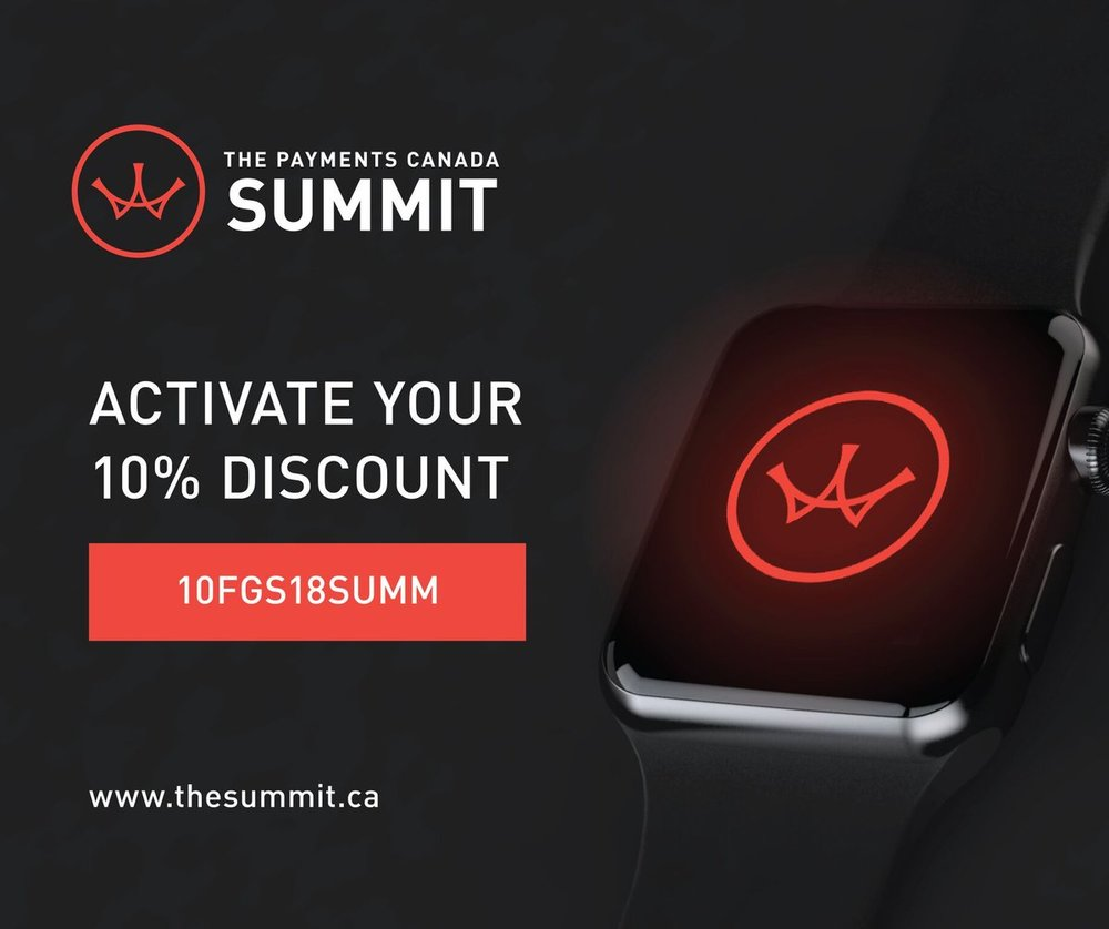 The SUMMIT - The Payments Canada SUMMIT, Canada's largest payment conference, May 9-11, 2018, TorontoRegister today – TheSUMMIT.ca