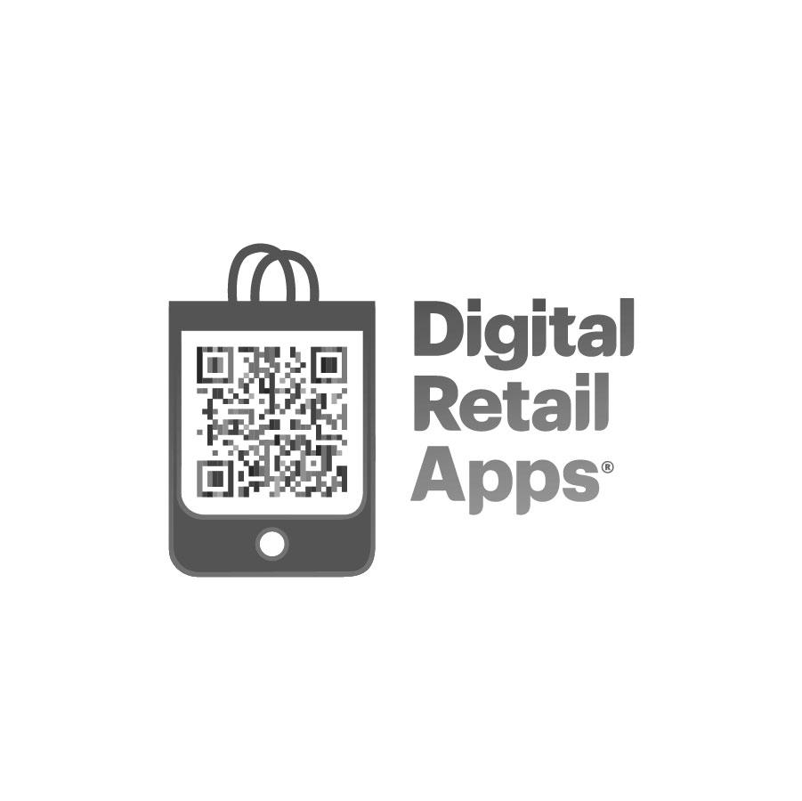 Digital Retail Apps Logo