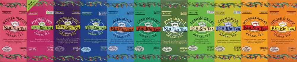 Special FREE TEA OFFER especially for you from KIN KIN TEA