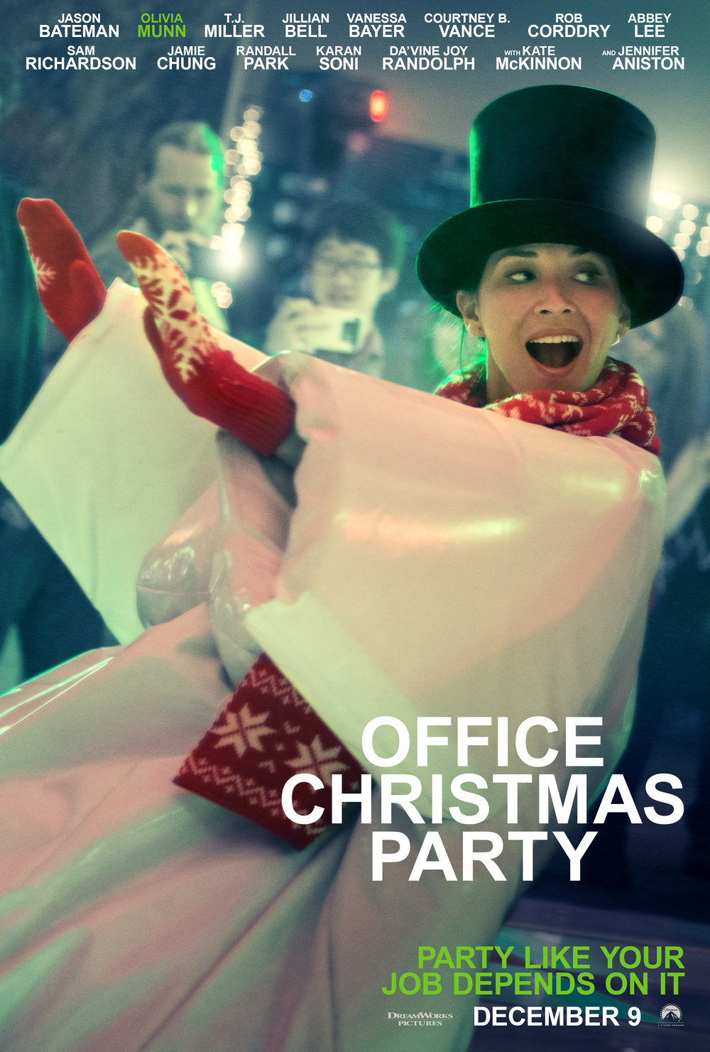 Office Christmas Party — WORKS ADV