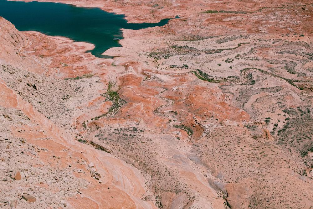 Lake Powell, Utah, 2018.