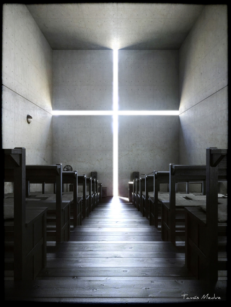 The Church of Light - foto Thomas Medve