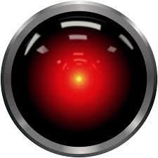 """HAL nel film """"2001 Odissea nello spazio"""""""