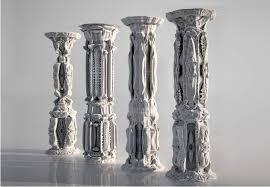 colonne generate da algoritmi e stampate