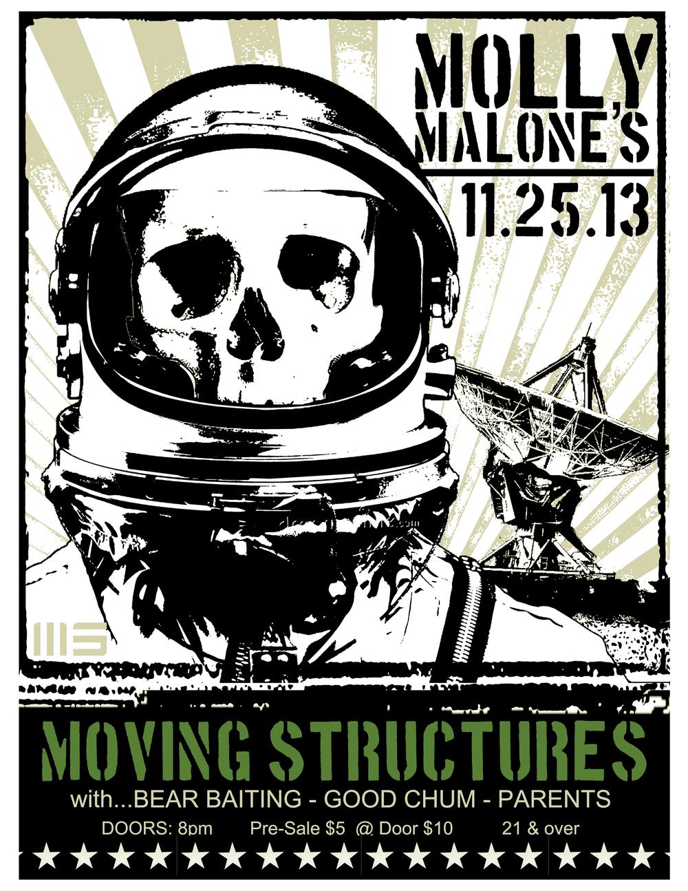 MOLLY MALONE'S 11.25.13