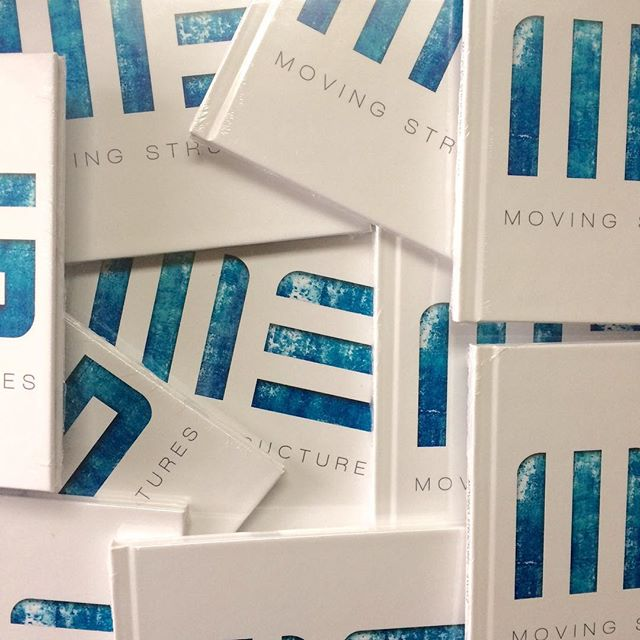 We have restocked our books! Book+CD now available again. For more info visit www.movingstructuresband.com http://ow.ly/3yB2309bKJP  #movingstructures #postrock #album #restock #deluxe