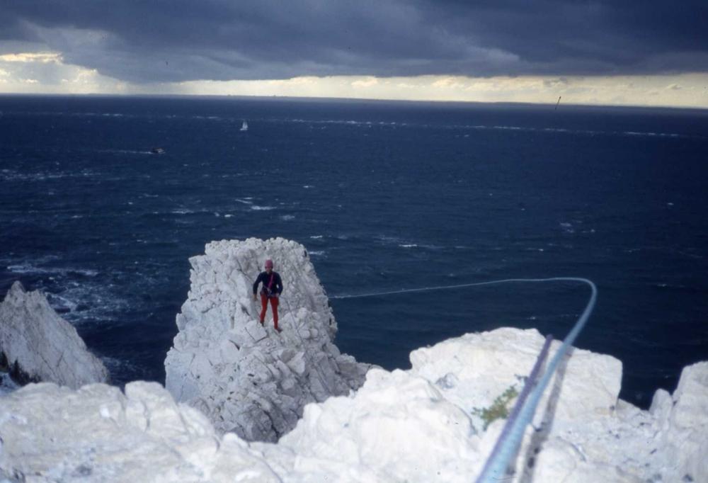 Skeleton Ridge, Isle of White