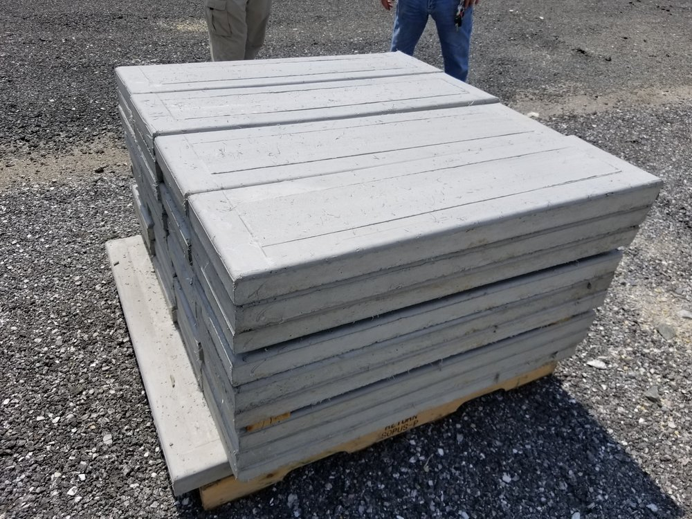 Reinforced Concrete Stair Tread. As Exterior Stairs Age, Older Concrete  Stair Tread Can Crack And Fail Inspection. We Product Our Stair Tread With  ...