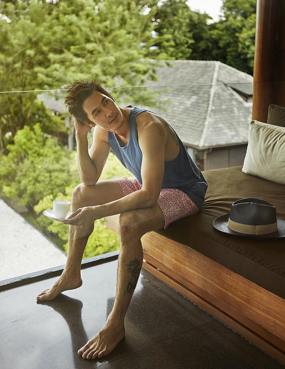 shorts : Hackett London