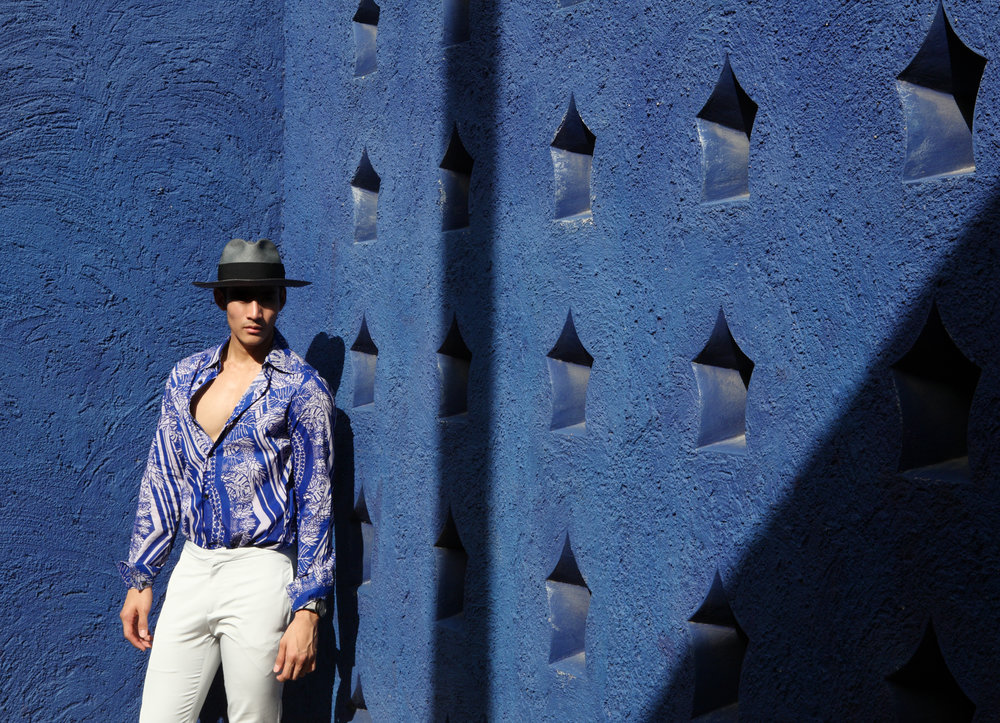clothes : Good Mixer / hat : Famosa_Andina
