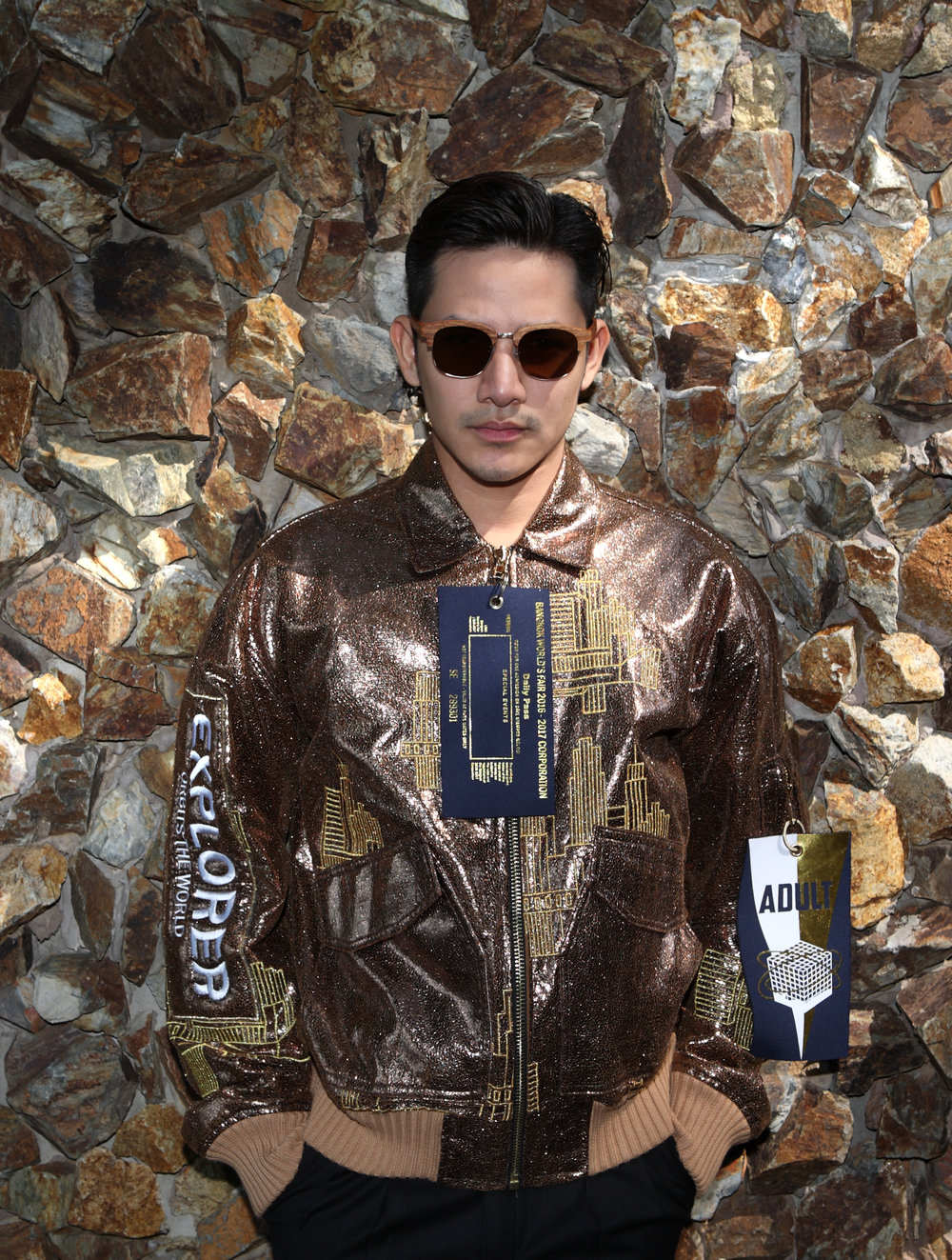 clothes : Q Play and Design /Sunglasses : Mister hoots Brand