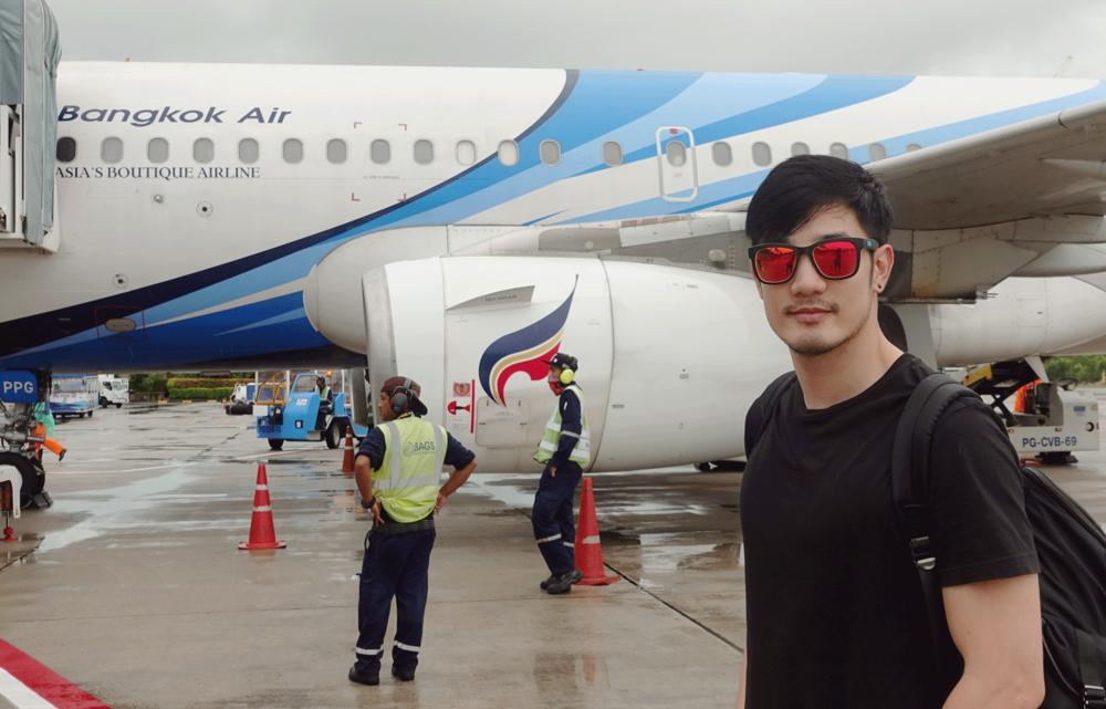 special thanks : BANGKOK AIRWAYS
