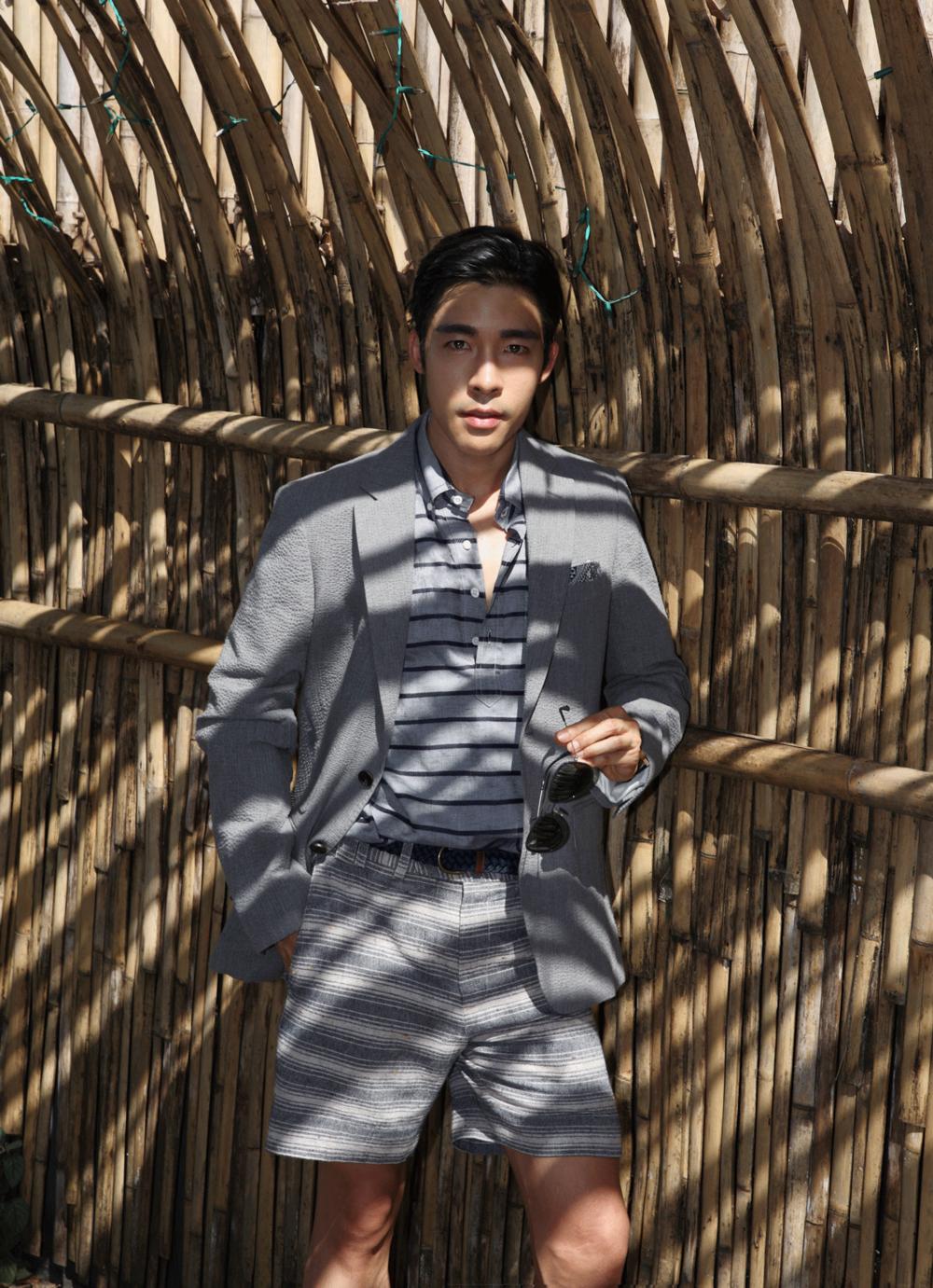 clothes : JBB* / sunglasses : GLAZZIQ