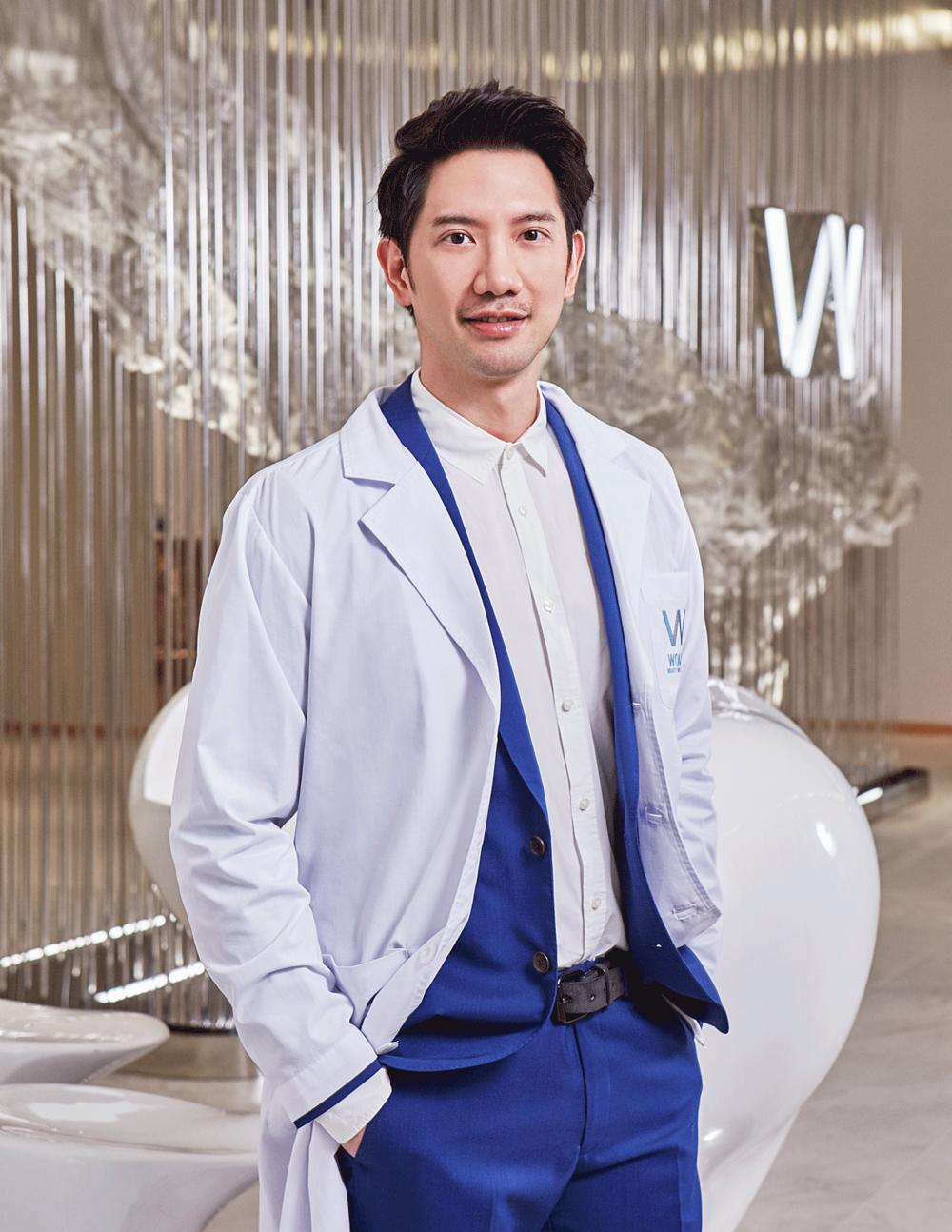 นพ. กนธร ปราณีประชาชน / Dr. Konthorn Praneeprachachon