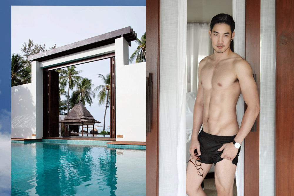 SALA Samui Resort and Spa  Photo : Tu Virapoj Asavajarn  Model : Rungsit Sirananon @ auan_rangsit  Clothes :  SARIT tel 06-2898-7966 @sarit_ig  Eyeglasses : Tavat #tavateyewear  Watch : MIDO  SPECIAL THANKS : Bangkok Airways  Location : SALA Samui Resort and Spa  10/9 Moo 5, Baan Play Laem  Koh Samui, Suratthani 84320  Tel +66-77-245-888   www.salasamui.com