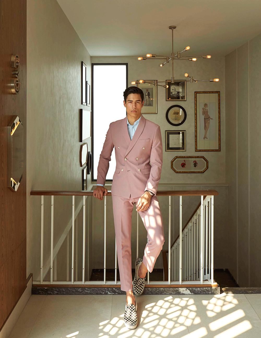 suit : CV_Homme