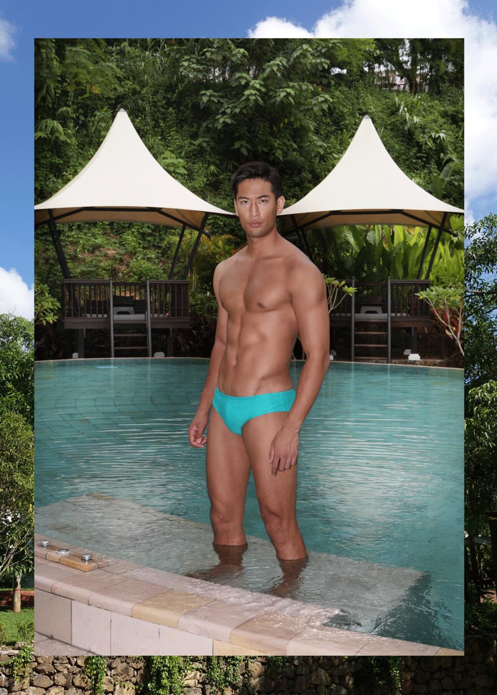 swimwear : SPEEDO