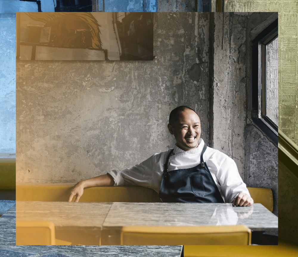 Head Chef Arnie has been behind Bunker kitchen since the beginning bringing his American/Filipino touches to the menu. He's majorly passionate about local ingredients and a sustainable way of living. His dishes reflects his work experiences all over the world and together with his team, the menu is comforting deliciousness!  #bunkerbkk