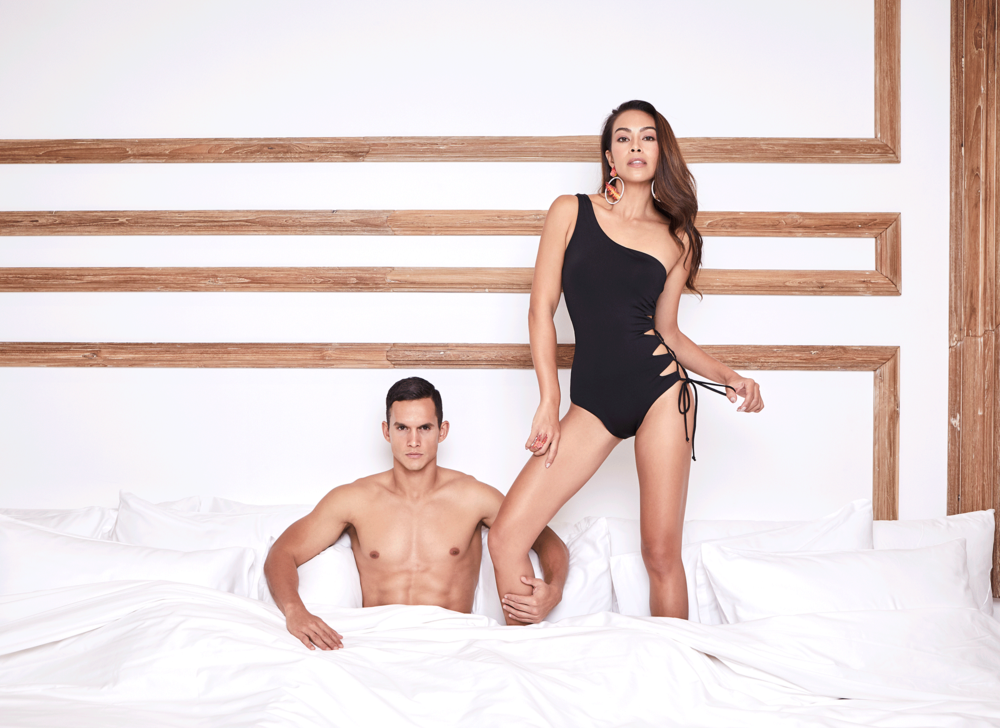 taya - swimwear : Tanned Swimwear