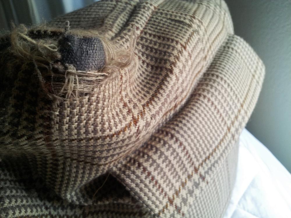 seekthewelfare // make do and mend: a beloved bag