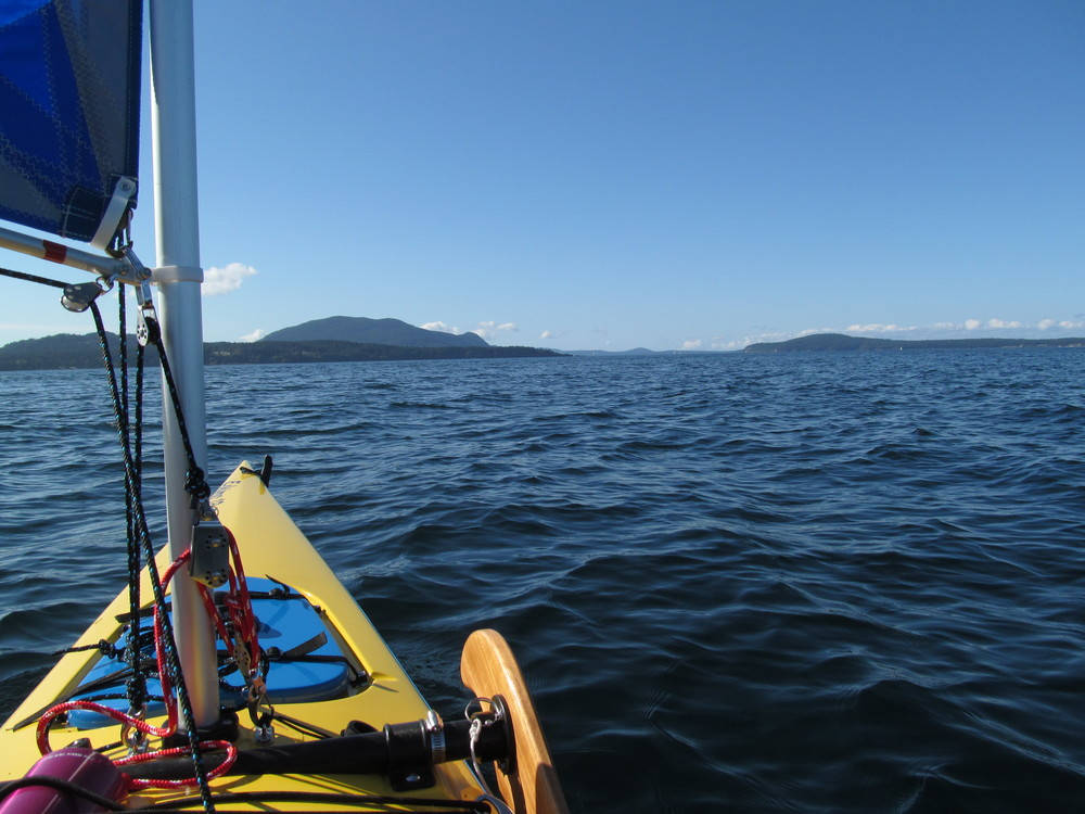 kayak camping on sucia island | seekthewelfare