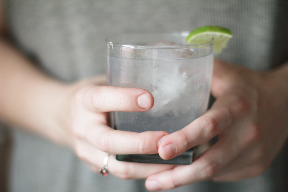 local gin, please and a recipe | seekthewelfare