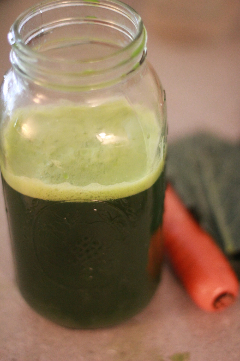 juicing with a vitamix | seekthewelfare