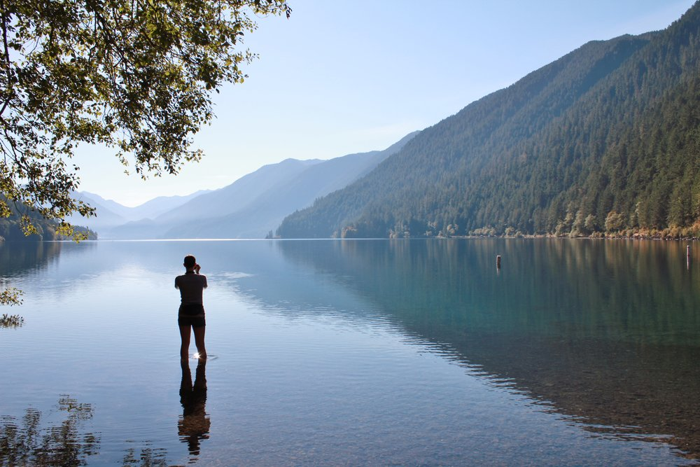 lake crescent | seekthewelfare