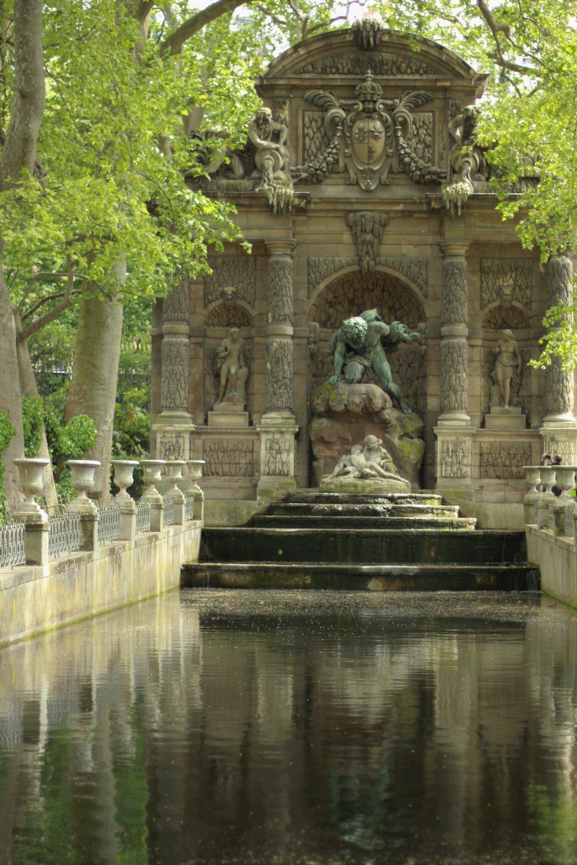 jardin du luxembourg | seekthewelfare