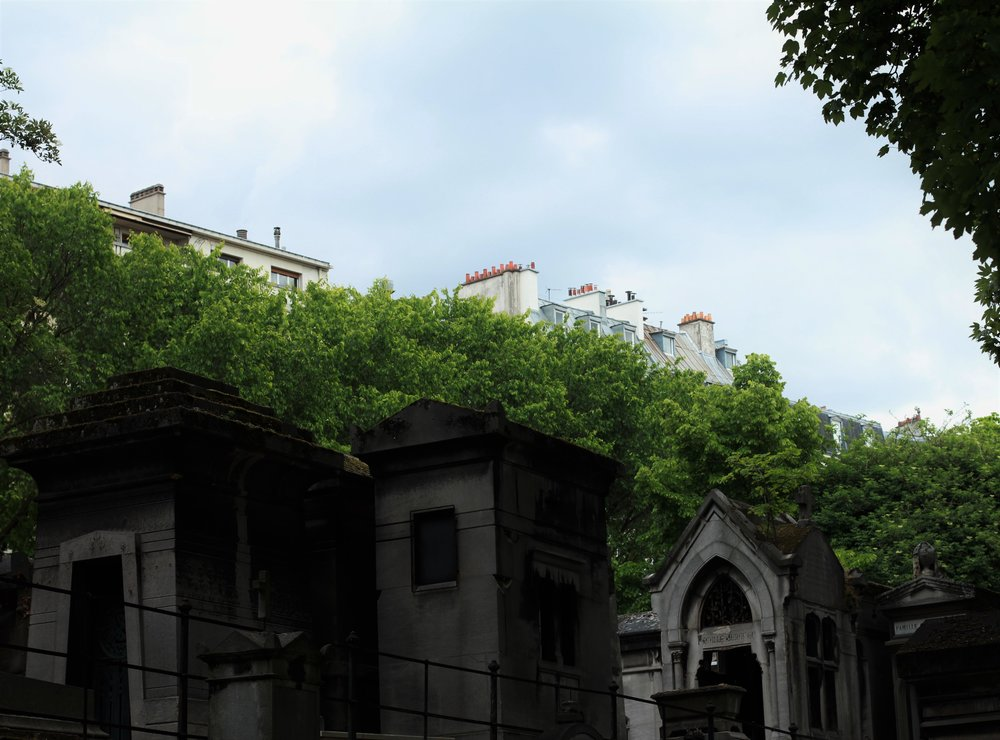 Cimetière de Montmartre | seekthewelfare