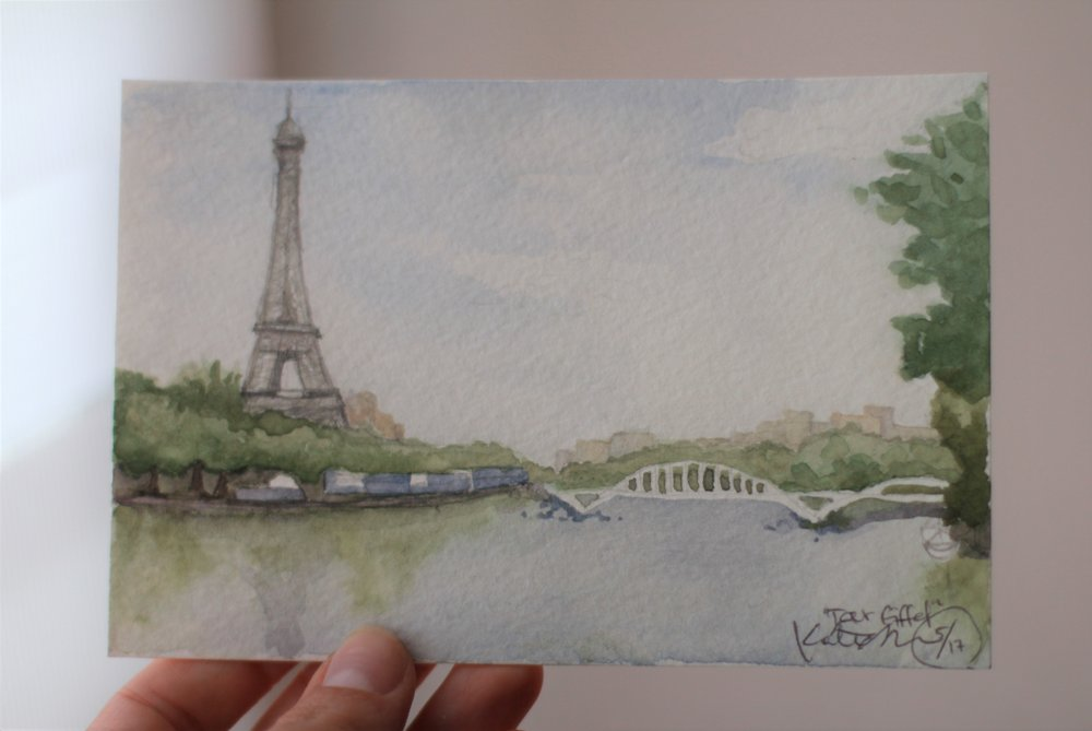 postcards from paris | seekthewelfare