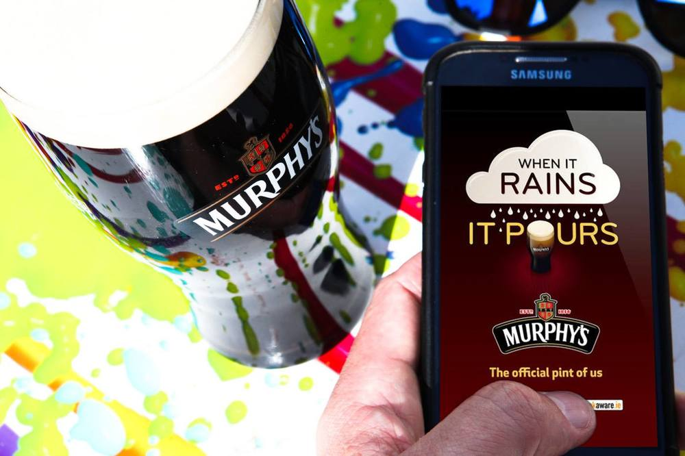 Murphys App Promo shoot