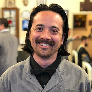 JEFF TONG BARBER