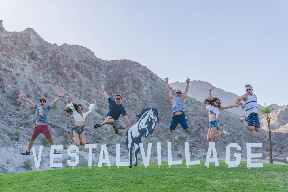 Stop Number 2: Vestal Village