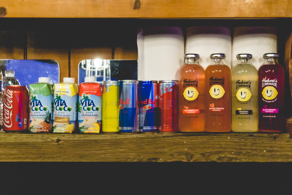 Non alcoholic sponsors